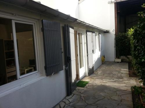 Studio style 2 pièces près de Paris : Apartment near Asnières-sur-Seine