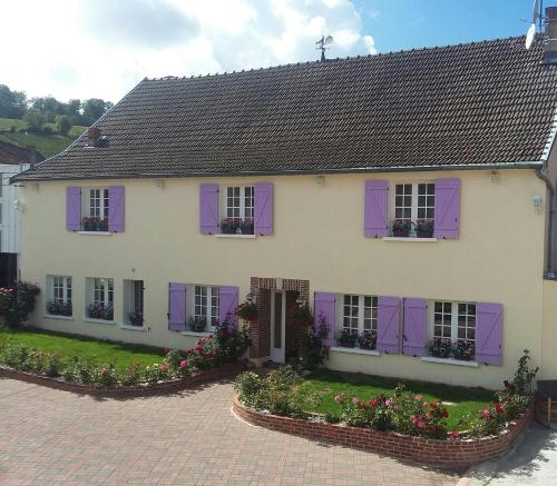 Chavot Bellevue : Bed and Breakfast near Soizy-aux-Bois