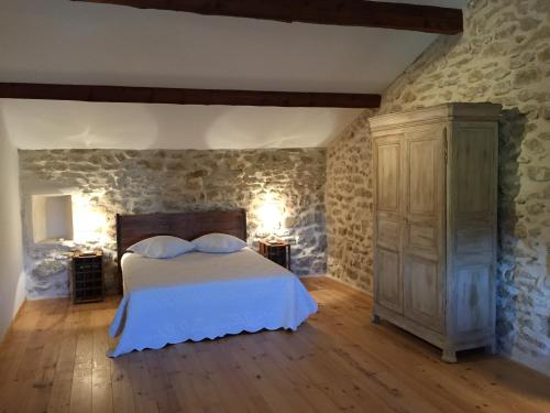 B&B - Le Vieux Figuier : Bed and Breakfast near Sablet