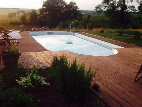 La Maison de Jeanne : Guest accommodation near Neurey-en-Vaux