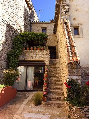 Maison atypique 11e siècle : Apartment near Sardan