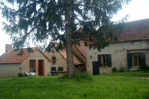 Grootgenoegen : Bed and Breakfast near Moulins
