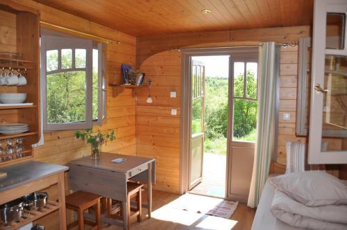 La Roulotte d'Alcas : Guest accommodation near Fondamente