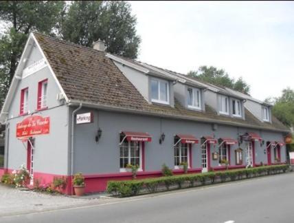 Auberge De La Canche : Hotel near Tubersent