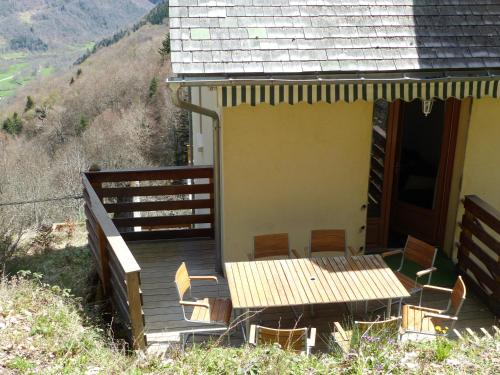 Appartement Les marmottes : Apartment near Aspin-Aure