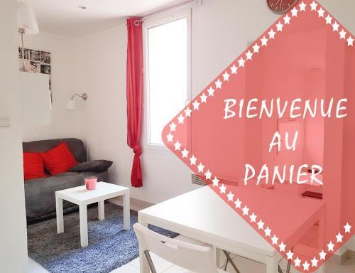 Le panier centre historique de marseille : Apartment near Marseille 2e Arrondissement