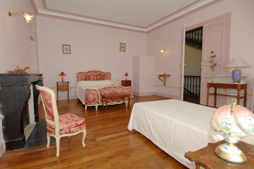 La Maison de MarieCamille : Guest accommodation near Chalus