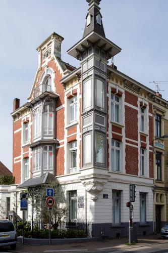 Villa Gounod : Hotel near Mons-en-Barœul