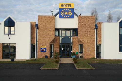Stars Dreux : Hotel near Houdan