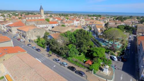 Gites l'Enclos : Guest accommodation near Mireval
