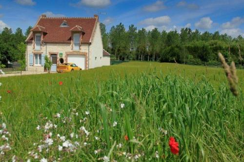 le petit Marais : Guest accommodation near Dizy-le-Gros