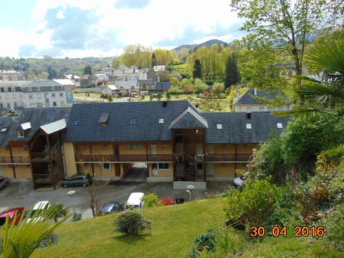 Résidence La Peyrie : Apartment near Beaudéan