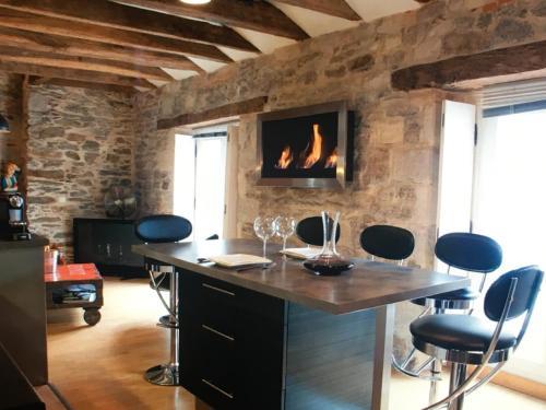 Appartement Hotel de Ville : Apartment near Nantes