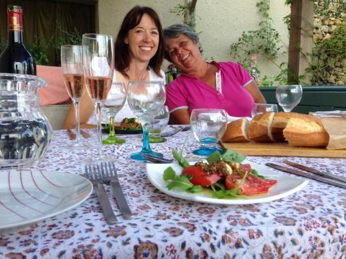 Maison Youkie : Guest accommodation near Tudelle