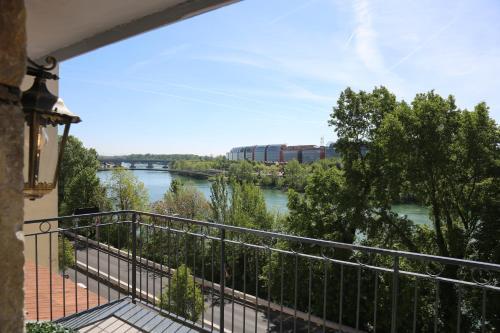 Lyon Cité Internationale : Apartment near Caluire-et-Cuire