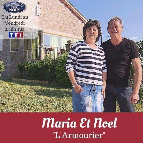 L'Armourier : Bed and Breakfast near Laurac-en-Vivarais