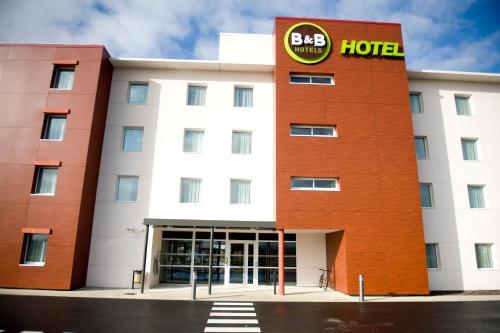 B&B Hôtel Bordeaux Mios : Hotel near Marcheprime