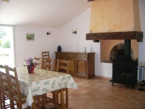 Rental Gite Le Four : Guest accommodation near Frossay