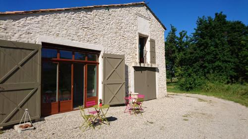 Mas Lyrac : Guest accommodation near Villes-sur-Auzon