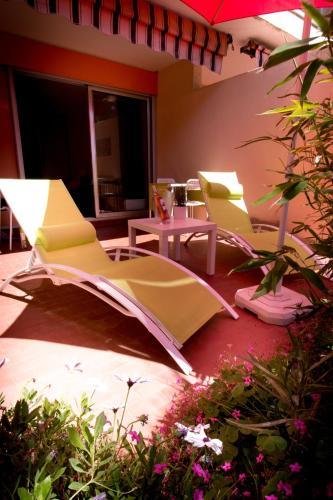 Le bijou bandolais (avec sauna) : Apartment near Bandol