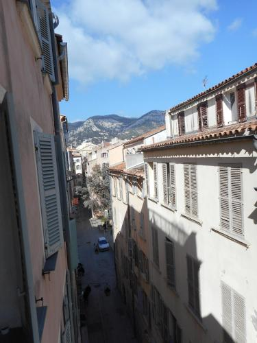 Peaceful 1 bedroom downtown - Dodo et Tartine : Apartment near Toulon