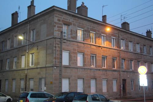 Le Jean-Jaurès : Apartment near La Tour-en-Jarez
