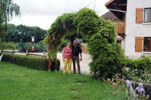 La Bardelière : Guest accommodation near Saint-Sulpice-des-Rivoires