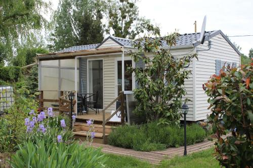 Mobil Home Savanah : Guest accommodation near Misy-sur-Yonne