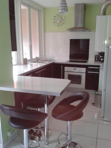 Tiphanie's Home : Apartment near Marseille 11e Arrondissement