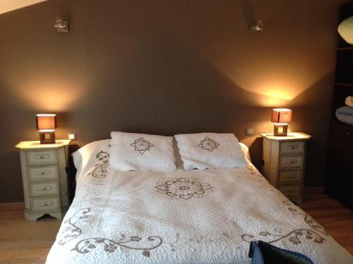Chambre d'hôte de l'élevage du Lattay : Bed and Breakfast near Sceaux-d'Anjou