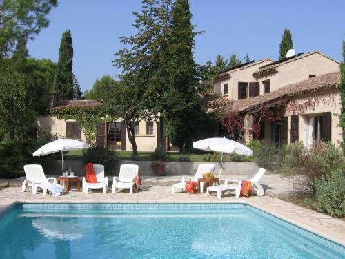 Villa Mas La Cigaliere : Guest accommodation near Saint-Pons-de-Mauchiens