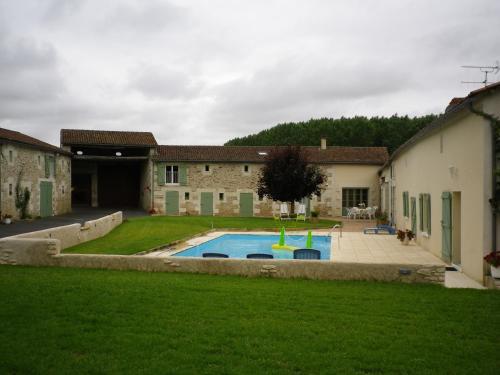 logis du jacquelin : Guest accommodation near Châtellerault