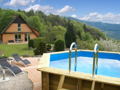 Holiday home Le Panorama : Guest accommodation near Oderen
