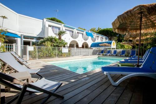 Hotel Europe : Hotel near Candillargues