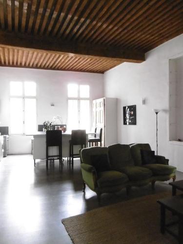Les Trumeaux : Apartment near Avignon