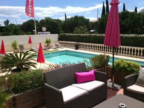Hôtel Athena : Hotel near Agde