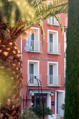 Hôtel Laurence : Hotel near Cassis
