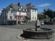 Auberge De Raulhac : Hotel near Lieutadès