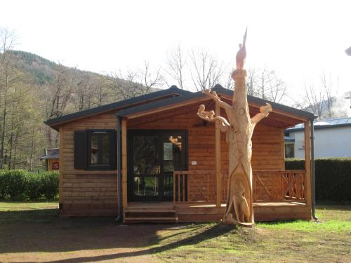 Camping Les Rives de la Doller : Guest accommodation near Kirchberg