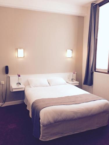 Hôtel du Commerce : Hotel near Montliot-et-Courcelles