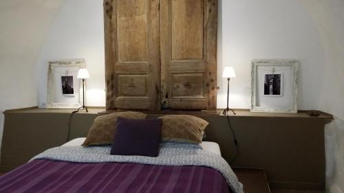 Olivenhuset : Apartment near Fons-sur-Lussan