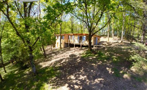 Le Chalet des Perrieres : Guest accommodation near Salagnac