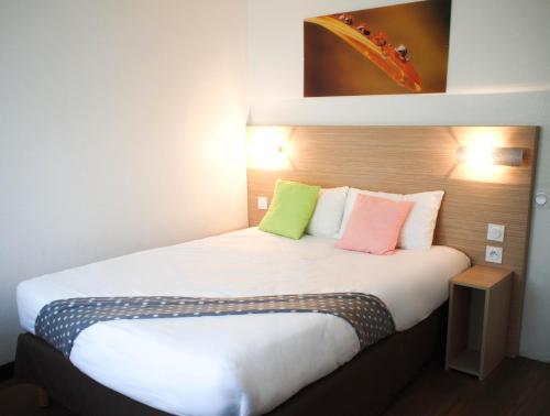 Hotel Inn Design Resto Novo La Rochelle : Hotel near Bourgneuf