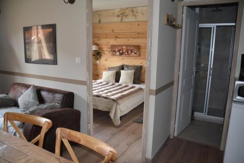 Résidence Les Esplaneilles : Apartment near Rouze