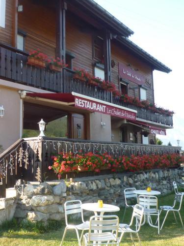 Chalet de l'Ancolie : Hotel near Combloux