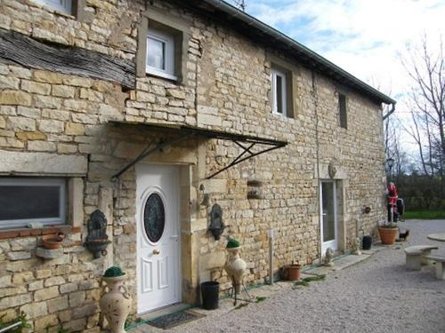 Le Moliere : Guest accommodation near Saint-Gengoux-le-National