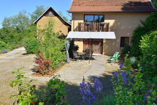 La Trancoulette - Janu : Apartment near Saint-Sulpice-des-Rivoires