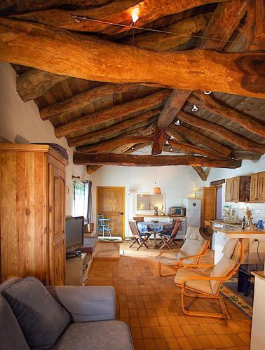 Galileo en Provence : Apartment near Saint-Étienne-les-Orgues