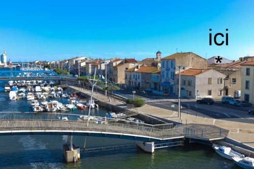 Port La Nouvelle Résidence : Apartment near Sigean