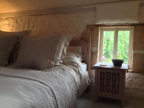 Chez Brown : Bed and Breakfast near Saint-Estèphe